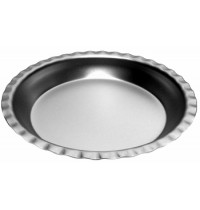 Silverwood Fluted Pie Dish