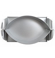 Silverwood Country Pie / Game Pie Mould 2kg Large Size