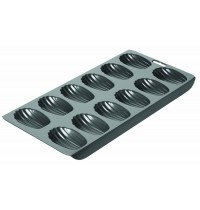 Chicago Metallic Madeleine Pan, 12 Cup