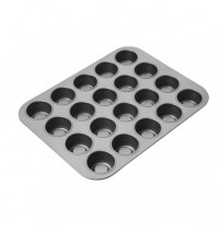 Chicago Metallic Tea Cake Pan 20 Cup