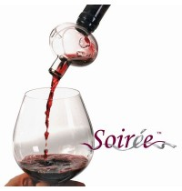 Soiree In-bottle Wine Aerator