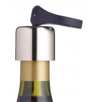 Bar Craft Stainless Steel Flip Top Bottle Stopper