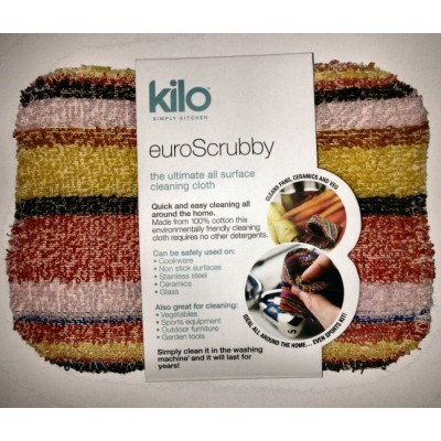 Kilo euroScrubby Multi Colour