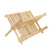 T&G Woodware Folding Plate Rack