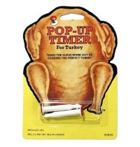 Eddingtons Pop Up Timer for Turkey
