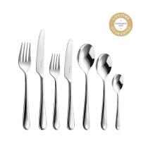 KINGHAM 24, 42, 56, 84 Piece Bright Cutlery Sets