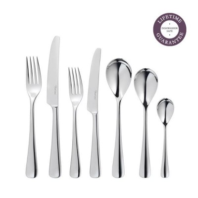 MALVERN 24, 42, 56, 84 Piece Bright Cutlery Sets
