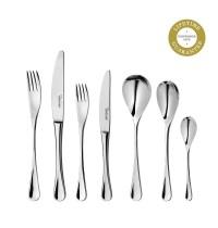 24, 42, 56, 84 Piece RW2 Bright Cutlery Sets