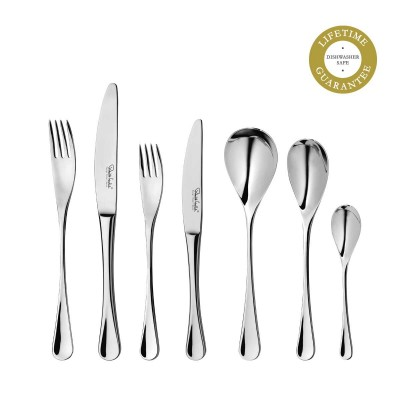 24, 42, 56, 84 Piece RW2 SATIN Cutlery Sets