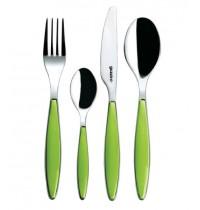 Guzzini Feeling Individual Cutlery Green
