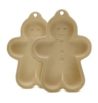 Kilo Gingerbread Men Stone Biscuit Molds
