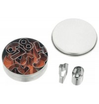 Judge 9 Small Number Cutters and Storage Tin