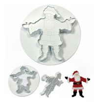PME Father Christmas Plunger Cutter