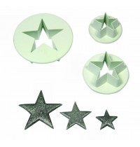 PME Star Cutter Set