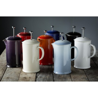 Le Creuset Cafetiere - Various Colours