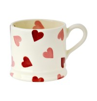 Emma Bridgewater Pink Hearts Baby Mug