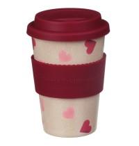 Emma Bridgewater Hearts Coffee Cup