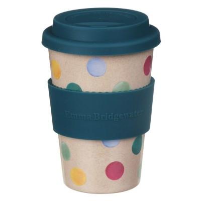 Emma Bridgewater Polka Dot Reusable Coffee Cup