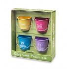 Eddingtons Egg Cup Buckets - Toy Box