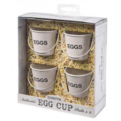 Eddingtons Egg Cup Buckets - Cream