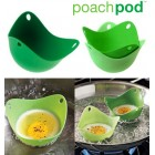 Poachpod Egg Poacher, Two-Pack