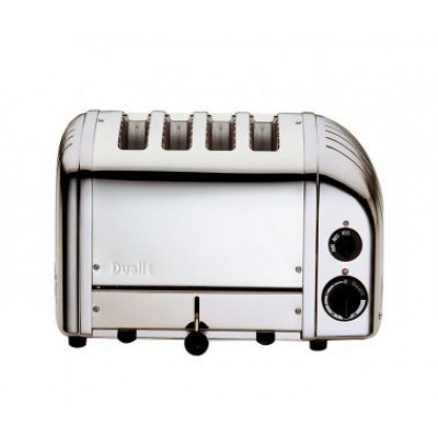Dualit Classic Vario Toaster 4-slot in Polished Stainless Steel