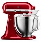 KitchenAid Artisan Stand Mixer - Candy Apple Red 5KSM185PSBCA