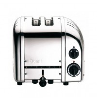 Dualit Classic Vario Toaster 2-slot in Polished Stainless Steel