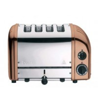 Dualit Classic Vario Toaster 4-slot with Copper Ends