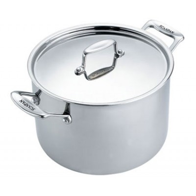 Scanpan Fusion 5 Stockpot with Lid  7.6 L - 24 cm