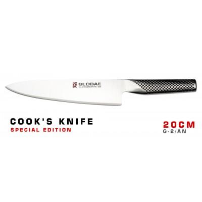 Global G-2 35th Anniversary 20cm Cook's Knife