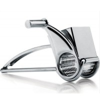 Kilo Stainless Steel Rotary Hard Cheese Grater