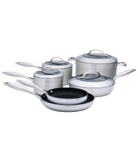 Scanpan CTX 10 Piece Induction Cookware Set