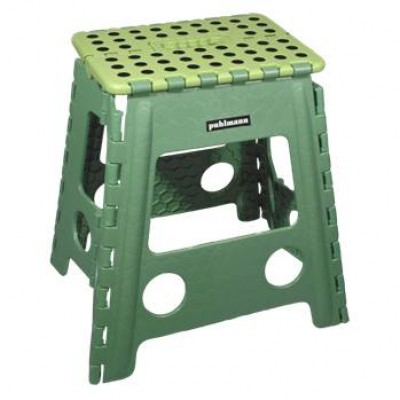 James XL Foldable Green Stool