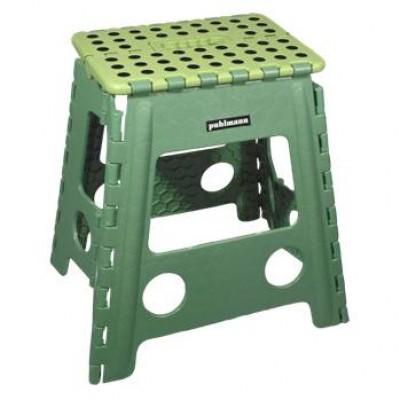 James XL Foldable Green Stool