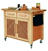 The Littlecote Kitchen Trolley