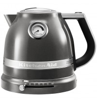 KitchenAid Artisan Kettle Medallion Silver 1.5Ltr