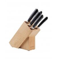 Scanpan Classic Knife Block - 6 pieces