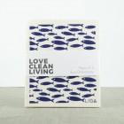 Liga Eco Dishcloths - Fish and Wave
