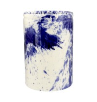 Emma Bridgewater Blue Splatter Medium Vase