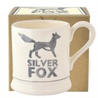 New Emma Bridgewater Silver Fox 0.5pt Mug