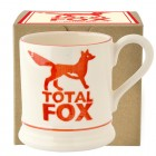Emma Bridgewater Total Fox 0.5pt Mug