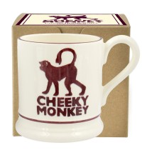 Emma Bridgewater Cheeky Monkey 0.5pt Mug