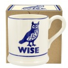 New Emma Bridgewater Wise Owl 0.5pt Mug