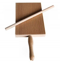 Beechwood Gnocchi Paddle & Roller