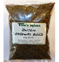 Fox's Dutch Caraway Seed
