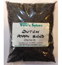 Fox's Dutch Poppy Seed