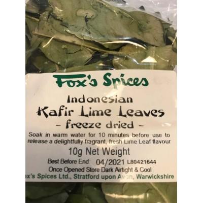 Fox's Kafir Lime Leaves