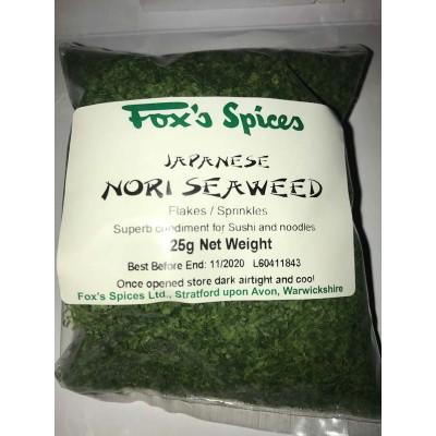 Fox's Nori Seaweed