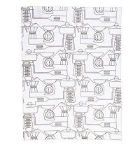 Winkler Presto Printed Kitchen Tea Towel